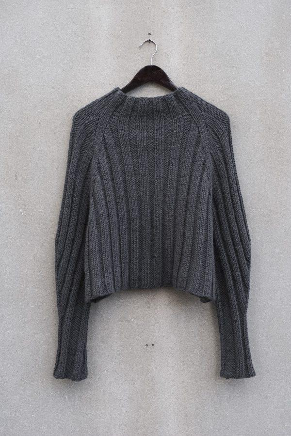 Mezgimo instrukcija Midnight megztiniui